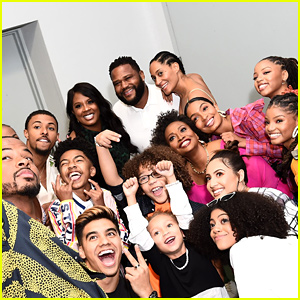 Grownish's Yara Shahidi, Halle Bailey & Trevor Jackson Join 'Mixed-ish' & 'Black-ish' Stars at D23!