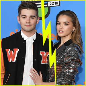 Paris Berelc & Jack Griffo Split; She Kisses Pete Yarosh During NYC Trip