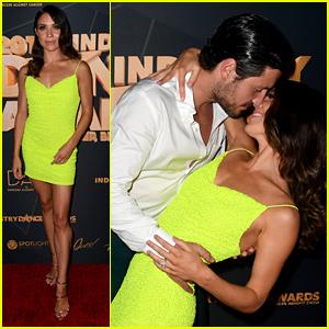 Jenna Johnson & Val Chmerkovskiy Discuss New Season of 'Dancing With The Stars'