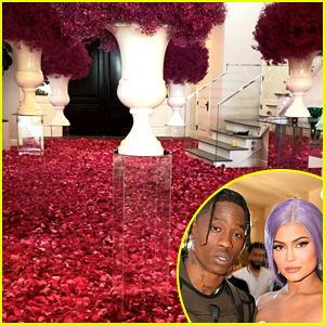 Kylie Jenner Gets an Early Birthday Surprise from Travis Scott!