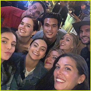 Nina Dobrov Shares Cute, Fun Video of Charles Melton & Camila Mendes!