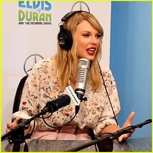 Taylor Swift Talks About Scooter Braun Feud in Elvis Duran Interview