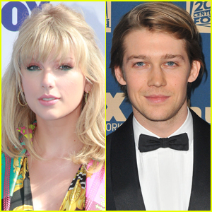 Taylor Swift Says Joe Alwyn Relationsip 'Isn't Up for Discussion'