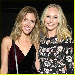 BFFs Candice King & Kayla Ewell Talk 'Directionally Challenged' Podcast