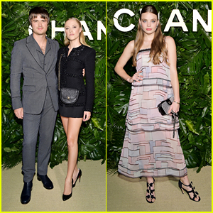 Stranger Things' Joe Keery Debuts Bowl Cut at Gabrielle Chanel Fragrance Dinner