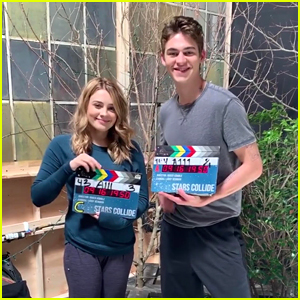 Josephine Langford & Hero Fiennes-Tiffin Reveal 'After We Collided' Has Wrapped Filming!