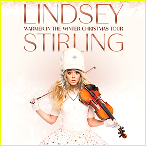 Lindsey Stirling Announces 'Warmer In The Winter' Christmas Tour!