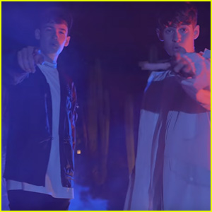 Max & Harvey Search for Love With a 'Stranger' in New Music Video - Watch!