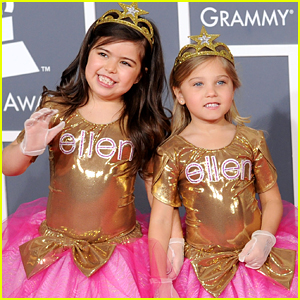 Sophia Grace & Rosie McClelland Reunite For Rosie's 13th Birthday!