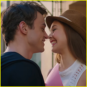 Thomas Doherty Sings New Song 'Masterpiece' For New Movie 'High Strung: Free Dance' - Watch The Video!
