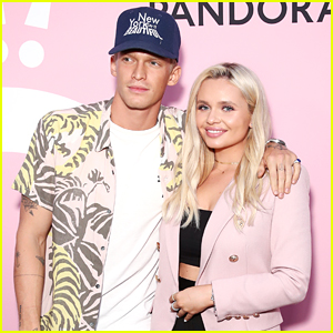 Cody Simpson Reunites With Sister Alli For Pandora Me Party in Sydney