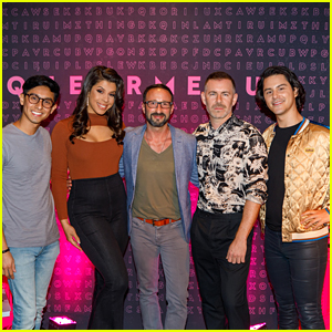 High School Musical's Frankie Rodriguez & Michael Willett Speak at LGBTQ Panel for W Hotels