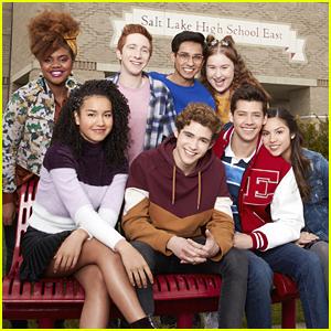 'High School Musical' Disney Plus Series Renewed For Season Two!