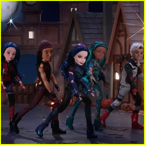 New 'Descendants' Halloween Short Features Brand New Song 'Keep Your Head On Halloween'