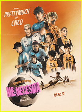 PRETTYMUCH & CNCO Team Up For New Spanglish Single 'Me Necesita'  - Listen Now!