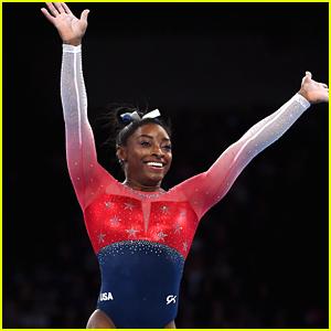 Simone Biles Makes History at FIG Artistic Gymnastics World Championships!