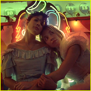Sydney Sweeney Co-Stars In Halsey's 'Graveyard' Music Video - Watch Now!