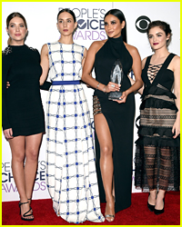 This Is What The Girls of 'Pretty Little Liars' Are Up To Today!