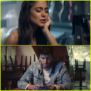 Tini & Boyfriend Sebastian Yatra Team Up Again For 'Oye' - Watch The Video Here!