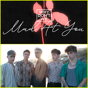 Why Don't We Fans Go Wild For Their New Song 'Mad At You' - Stream & Download Here!