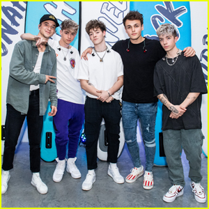 Why Don't We Had So Many Fans Come To Their Pop-Up Experience!