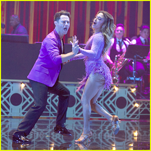 Ally Brooke Brings It With Her Jive on 'DWTS' Season 28 Finale - Watch Now!