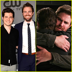 Ben Lewis Actually Requested William's Coming Out Scene on 'Arrow'