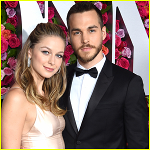 Chris Wood Shows His Support For Wife Melissa Benoist Following Her Domestic Violence Reveal