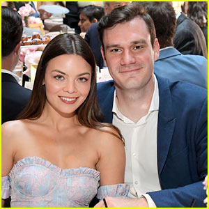Harry Potter's Scarlett Byrne Just Married Into a Very Famous Family!