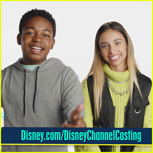 Disney Channel Is Holding a Digital Open Casting Call, Submit Your Audition!