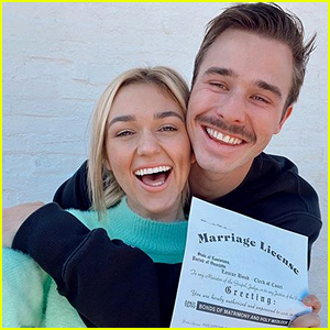 'Duck Dynasty' Star Sadie Robertson Ties the Knot With Christian Huff