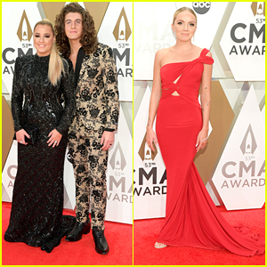 Gabby Barrett & Cade Foehner Couple Up For CMA Awards 2019 With Danielle Bradbery & More!