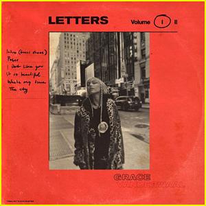 Grace Vanderwaal Debuts New EP 'Letters: Vol 1' - Listen & Download Here!