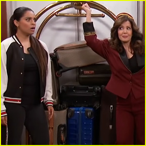 Lilly Singh Brings Back the Classics for 'Wizard Twins of Hotel High' (Video)