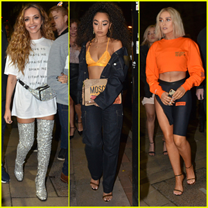 Little Mix Have Night Out in Manchester After Their LM5 Concert Tour Date