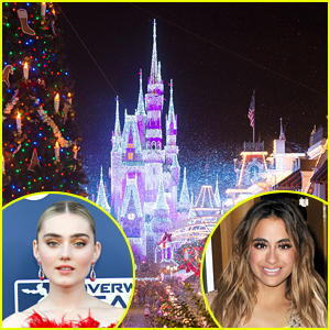 Meg Donnelly, Ally Brooke & Many Disney Stars To Perform On Disney Parks Holiday Specials!