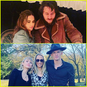 Miley Cyrus' Brother Braison Ties the Knot in Tennessee!