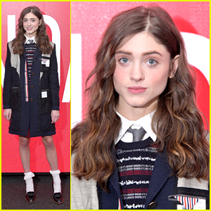 Natalia Dyer Is Very Curious About If Nancy & Steve Will Get Back Together on 'Stranger Things'