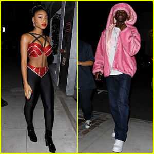 Normani & Lil Nas X Channel Iconic Music Artists for Halloween