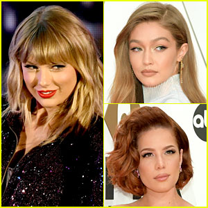 Gigi Hadid, Halsey, & More Celebs Support Taylor Swift Amid Battle for Her Music