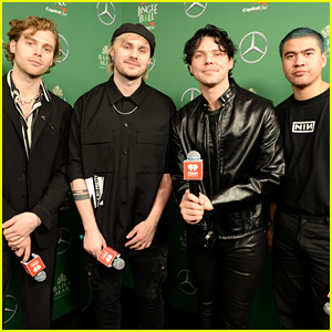 5 Seconds of Summer Gets Pranked by The Chainsmokers at Z100 Jingle Ball 2019!