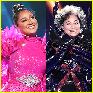 Cheetah Girls Adrienne Bailon & Raven Symone Talked On Phone After 'The Masked Singer' Finale Reveal