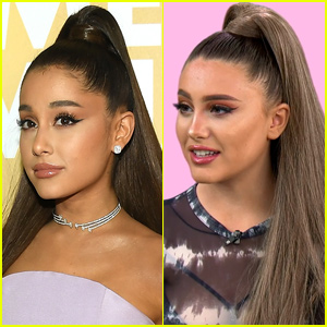 Ariana Grande Sent a Sweet Message to Her TikTok Lookalike Paige Niemann!