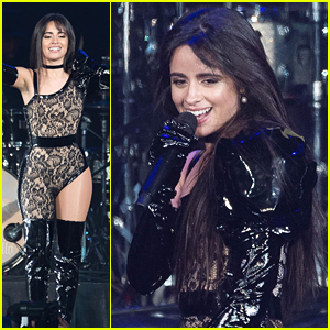 Camila Cabello's 'It's A Mystery' Tattoo Only Says 'A Mystery' Now - Find Out Why!