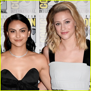 Lili Reinhart & Camila Mendes Spill on the Future of 'Riverdale'