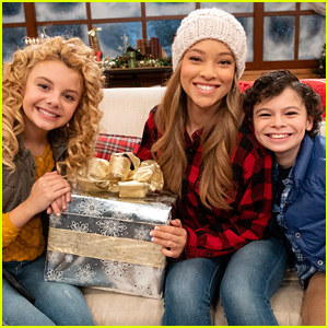 Disney Channel's 'Holidays Unwrapped' Music Event - See Exclusive Photos!
