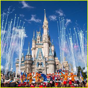 Disney Parks Magical Christmas Day Parade 2019 - Hosts & Performers!