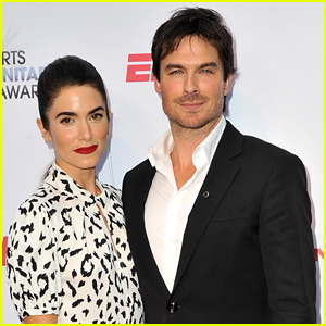 Ian Somerhalder Describes Working With Wife Nikki Reed on 'V-Wars'