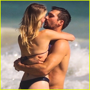 James Maslow's Girlfriend Caitlin Spears Says Life is a 'Fairytale' With Him