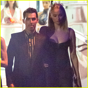 Joe Jonas & Sophie Turner Share Cute NYE Photo!